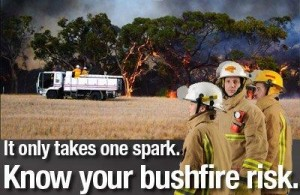 bushfire preperation